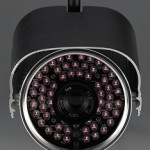 Outdoor Camera LED